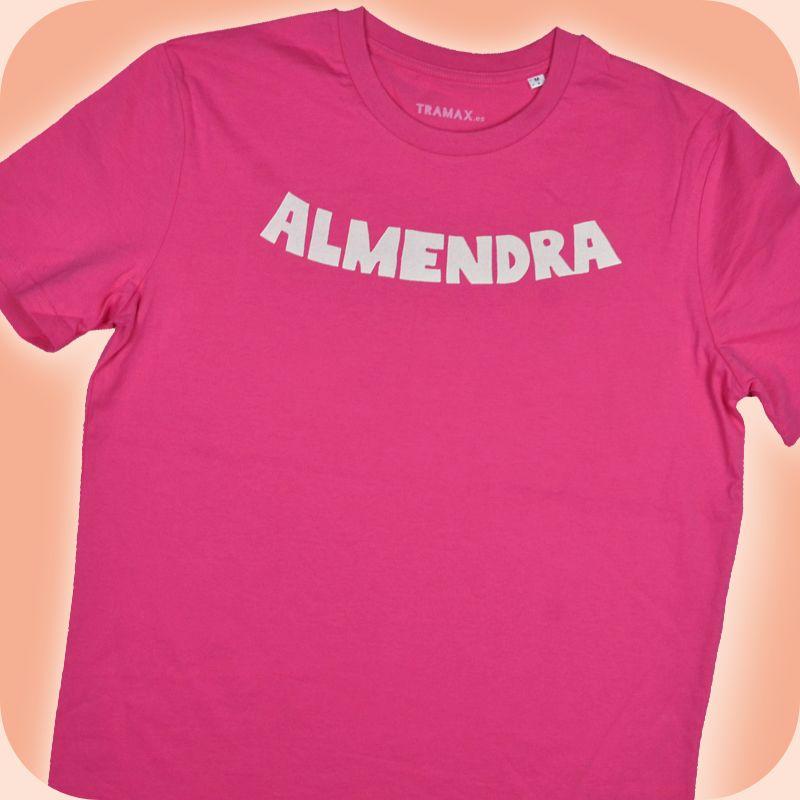 ALMENDRA / Remera de la tapa