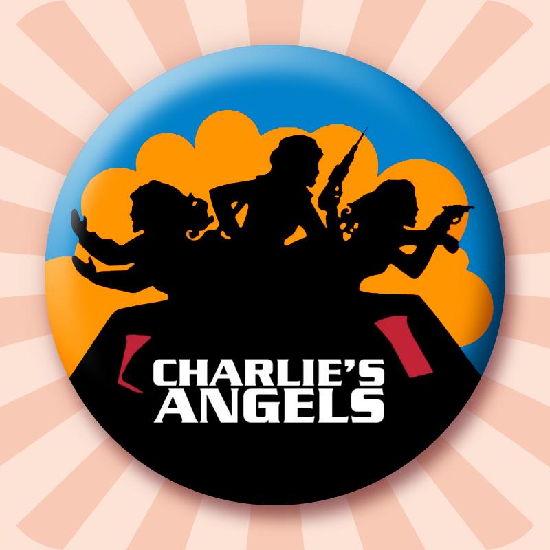 ÁNGELES DE CHARLIE / Logo