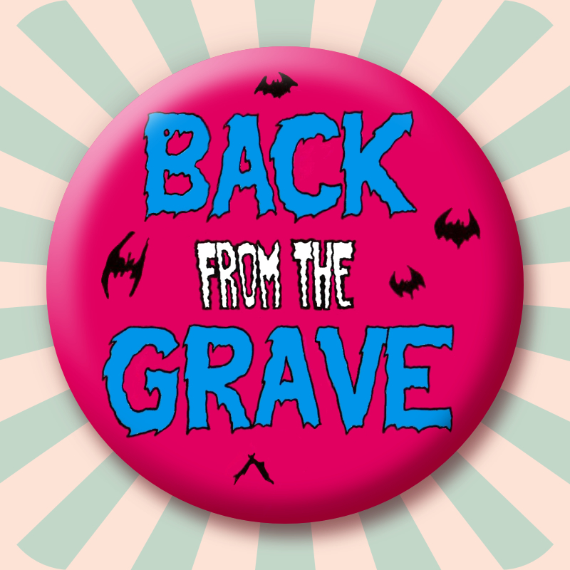 BACK FROM THE GRAVE / Crypt Records
