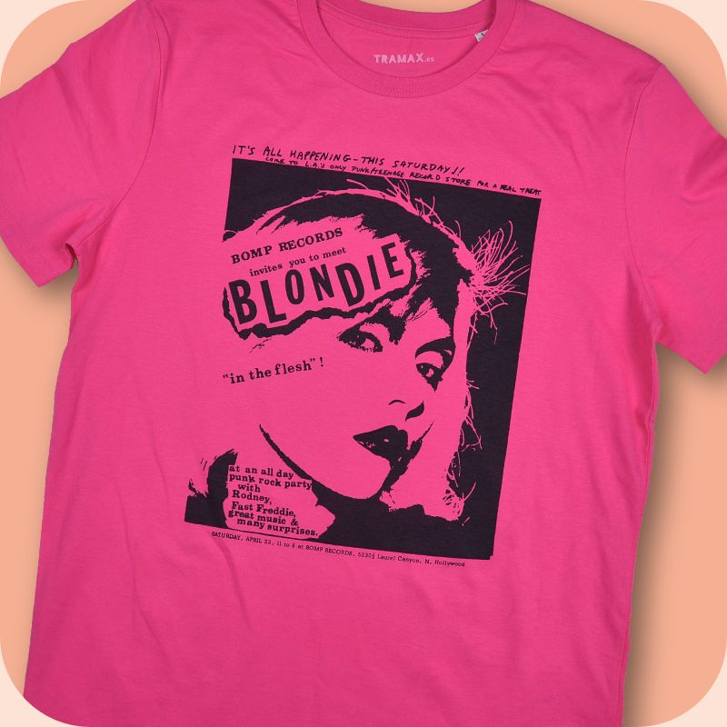BLONDIE / In the flesh