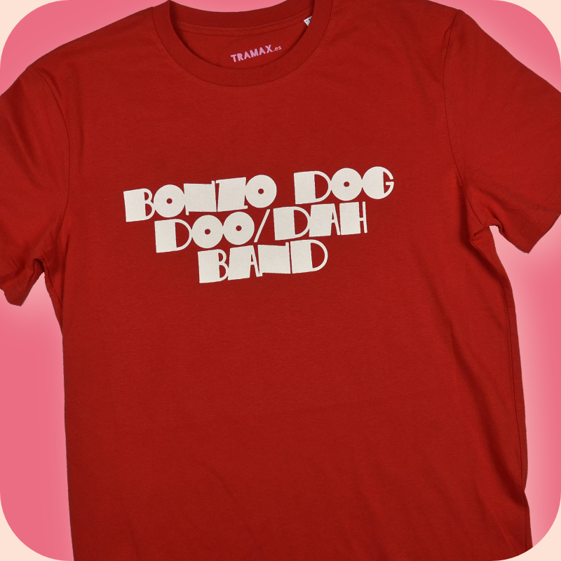 BONZO DOG DOO/DAH BAND / 1967 Band logo