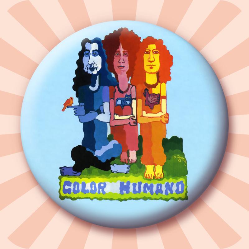 COLOR HUMANO / 1973 Album cover