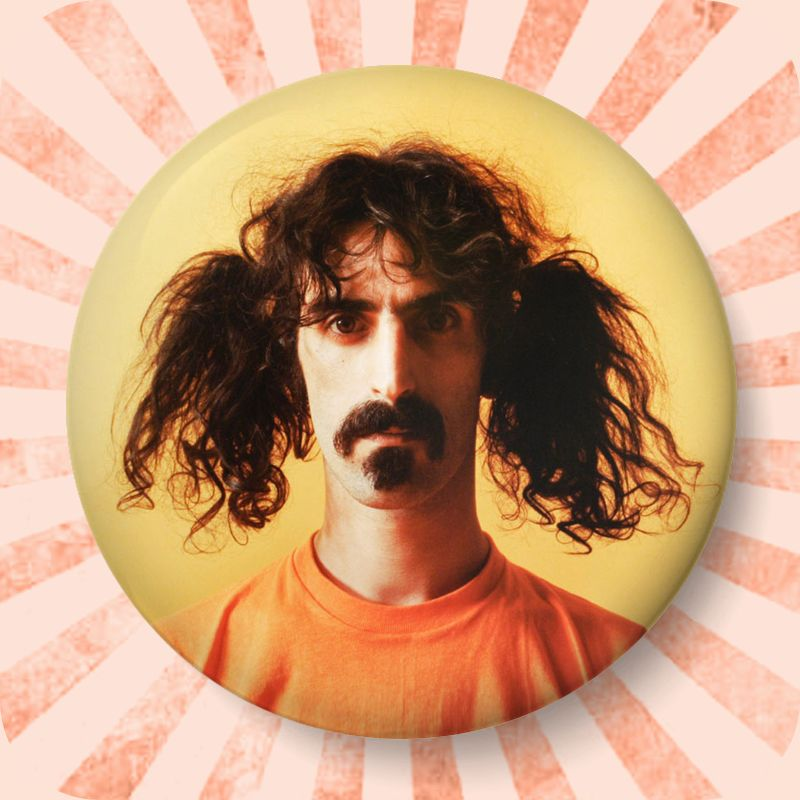FRANK ZAPPA / Pigtails