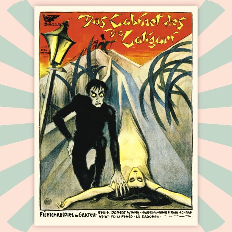 GABINETE DEL DR. CALIGARI / Robert Wiene 1920