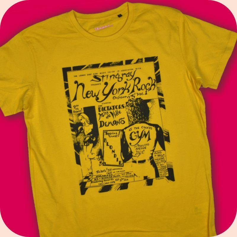 NEW YORK ROCK / At the Cuando
