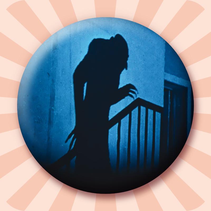 NOSFERATU / Sombra en la escalera